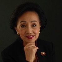 Ambassador Delia Albert  (Global FWN100™ '14), First female Secretary of the Ministry of Foreign Affairs of the Philippines; Former Ambassador to Switzerland, Romania, Germany and Australia.