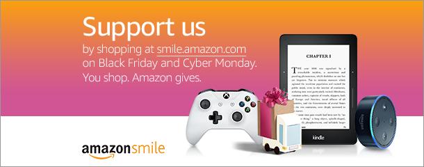 AmazonSmile - Cyber Monday