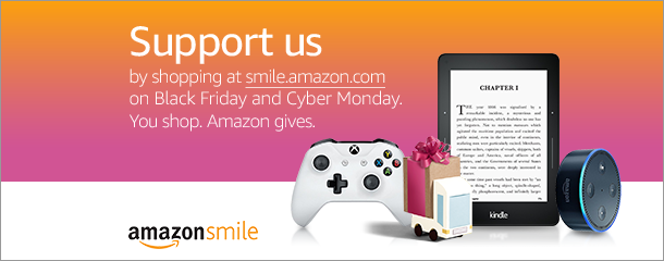 Support us when you shop on Amazon this holiday season. #StartWithaSmile and Amazon donates to Foundation for Filipina Womens Network.