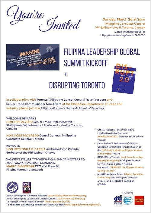 Events Filipina Womens Network