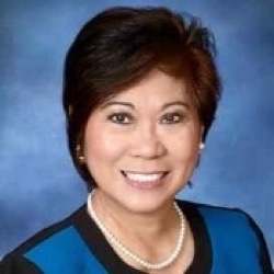 Rozzana Verder Aliga  (U.S. FWN100™ '09) City Councilmember Vallejo, California   Website  |  Contact    First elected to Vallejo City Council in 2013. Rozzana is the first Pinay elected to public office in Vallejo and Solano County in 1993 Vallejo School Board.