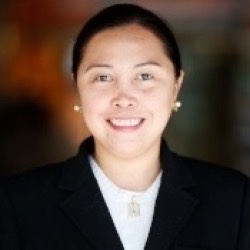 Agnes Joyce Bailen  (Global FWN100™ '15) Undersecretary of Department of Budget Management   Appointed by President Rodrigo Duterte in 2016