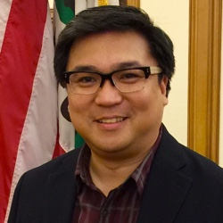 Franklin M. Ricarte  Commissioner San Francisco Immigrant Rights Commission   Appointed by San Francisco Mayor Ed Lee in 2016