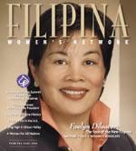 2005 Filipina Magazine - Evelyn Dilsaver