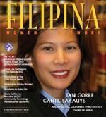 2007 Filipina Magazine - Tani Gorre Cantil-Sakauye