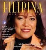 2008 Filipina Magazine - Nimfa Gamez