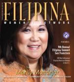 2012 Filipina Magazine - Marily Mondejar