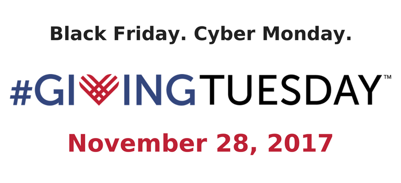 GivingTuesday 2017