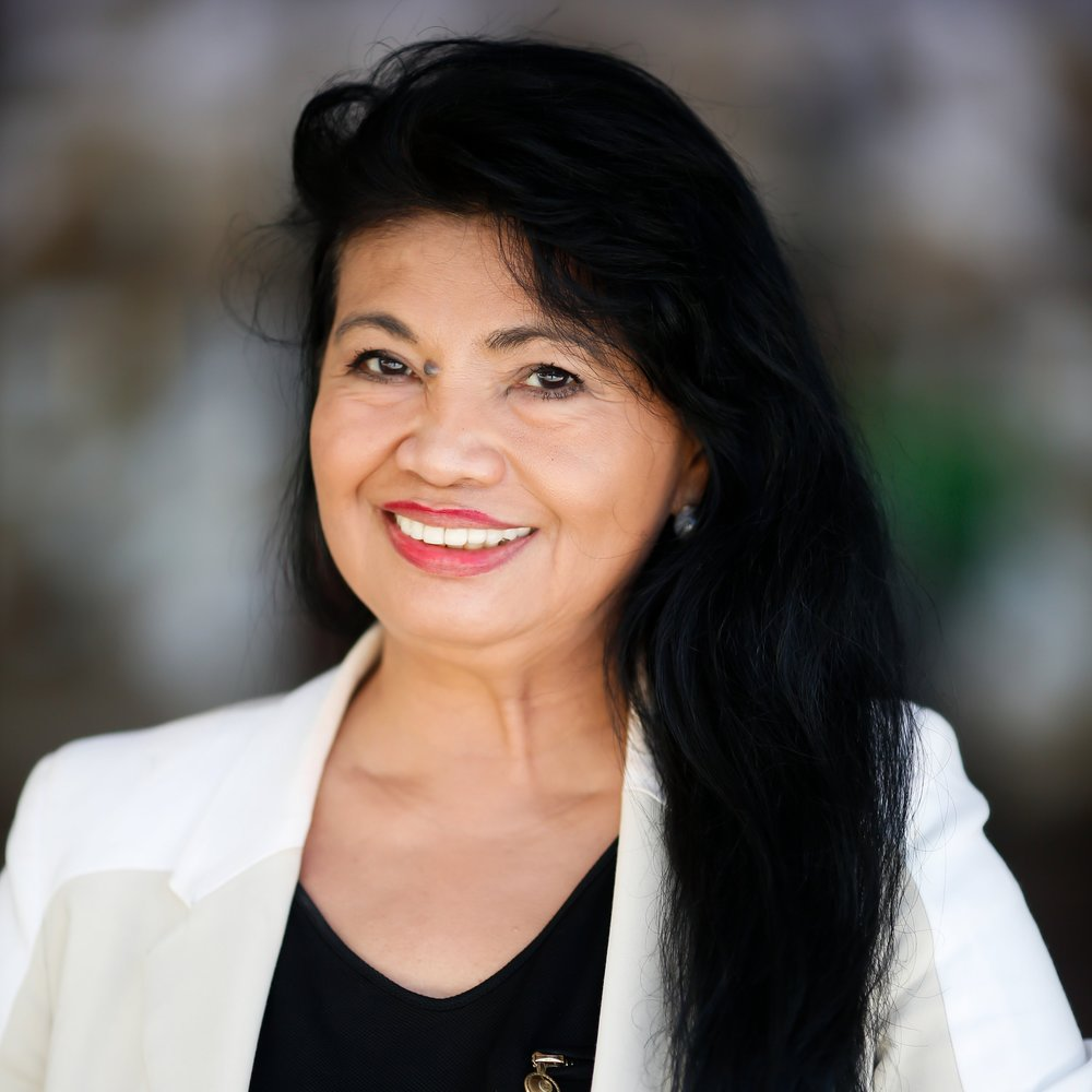 <b>Leonor Vintervoll</b><br>Founder, Philippine Women's<br>Organization (PWO) Resource Center;<br>Board Director & Country<br>Representative, Norway<br>European Network of Filipino<br>Diaspora (ENFiD)