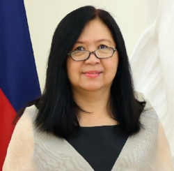 Patricia Ann Paez  (Global FWN100™ '13) Ambassador Extraordinary and Plenipotentiary to the Republic of Poland Embassy of the Republic of the Philippines in Warsaw, Poland   Appointed by President Benigno S. Aquino III in 2012.