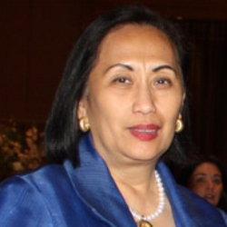 Maria Rowena Mendoza Sanchez  (US Global FWN100™ '07) Ambassador Extraordinary and Plenipotentiary to the Republic of Turkey with concurrent jurisdiction over Georgia and the Republic of Azerbaijan, Embassy of the Republic of the Philippines in Ankara, Turkey   Appointed by President Benigno S. Aquino III in 2013.