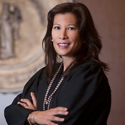 Tani Cantil-Sakauye  (US FWN100™ '07) Chief Justice of California California Supreme Court   Appointed by California Governor Arnold Schwarzenegger in 2011.