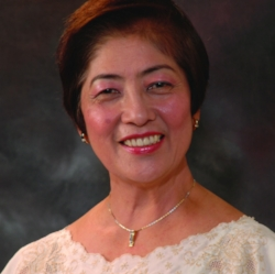Ruth Asmundson  (U.S. FWN100™ '07, Global FWN100™ '14) Mayor (Term 2002-2010) City of Davis, California   The first Filipino American to be elected as Mayor. Elected in 2002, then re-elected in 2006.