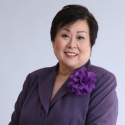 Maria Nieves R. Confesor  (Global FWN100™ '17) Secretary for Labor and Employment (Term 1992-1995) Republic of the Philippines   Appointed by President Fidel V. Ramos in 1992.