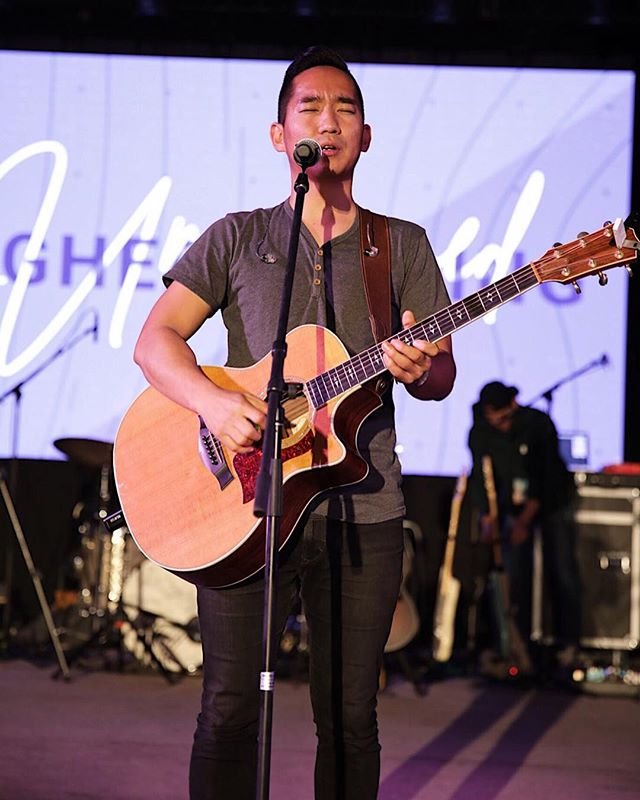 "Meet Peter Lee, one of the founders of Undignified Tour. He is our fearless leader who is also an amazing father! ⁣ ⁣⁣ Four fun facts: ⁣⁣⁣ 1. He lived in Thailand for five years as a missionary's son. ⁣⁣⁣ ⁣⁣ 2. Favorite worship band is Elevation worship. ⁣⁣ ⁣⁣⁣ 3. His childhood dream was to be a basketball player 🏀 or a chef👨🏽‍🍳. ⁣⁣⁣ ⁣⁣ 4.  Quotes I live by: ""Happy wife happy life"" and my favorite bible verse is Acts 11:7 ""then I heard a voice telling me, get up Peter kill and eat"". ⁣ ⁣ ⁣ #FeatureFriday #undg #undignifiedtour #meettheteam ⁣⁣⁣"