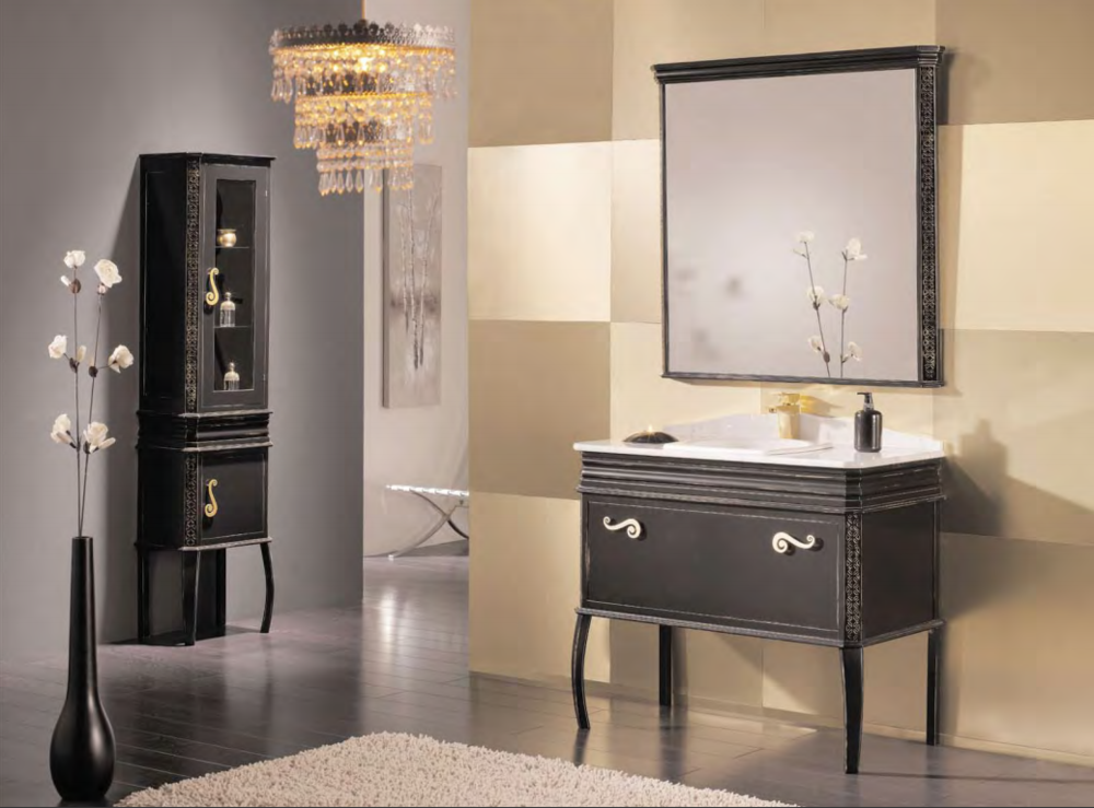 Customize our LONDON LUXE with dozens of finish and countertop combinations and some of the most exquisite hardware choices Spain has to offer.