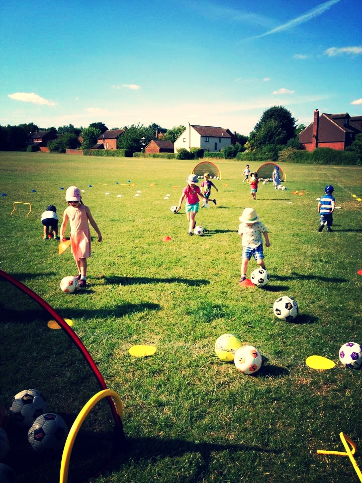 SK-Thursday @ The Harvest Moon Soccer Park, Bishops Stortford