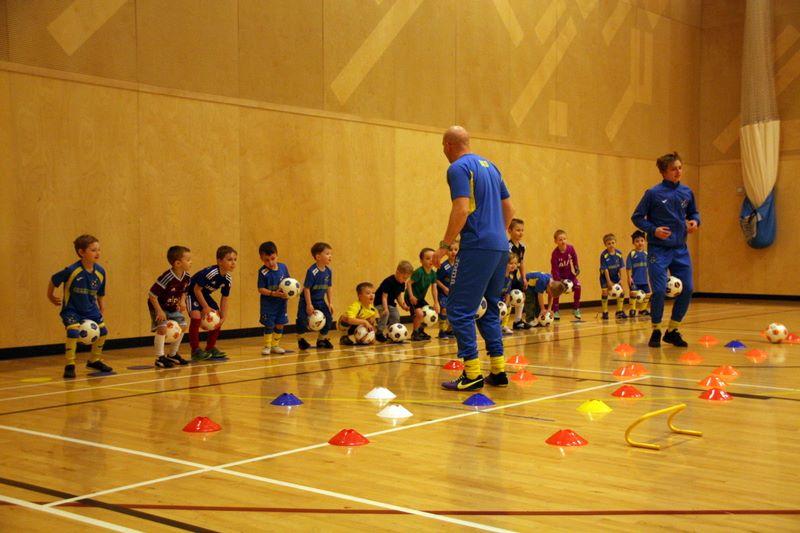Essex Football Coaching - SK Academy