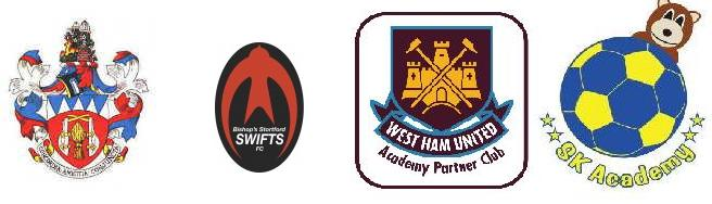 Current Affiliate Football Clubs: - Sawbridgeworth Town FC/ Bishops Stortford Swifts FC /Colchester United FC (Elite Players) / West Ham United FC (Elite Players)