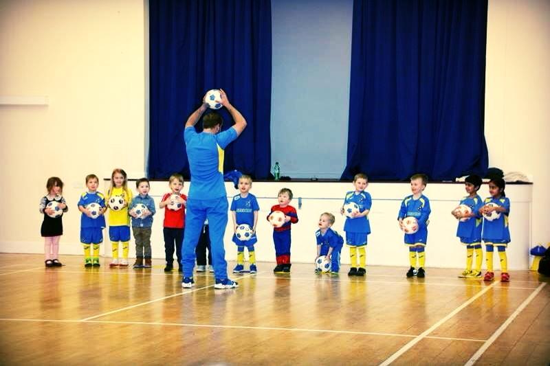 SK Football Academy Ltd - Bishops Storford