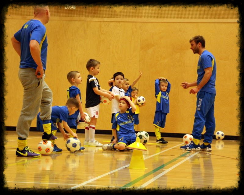 SK Academy - Childrens Football - Harlow Town
