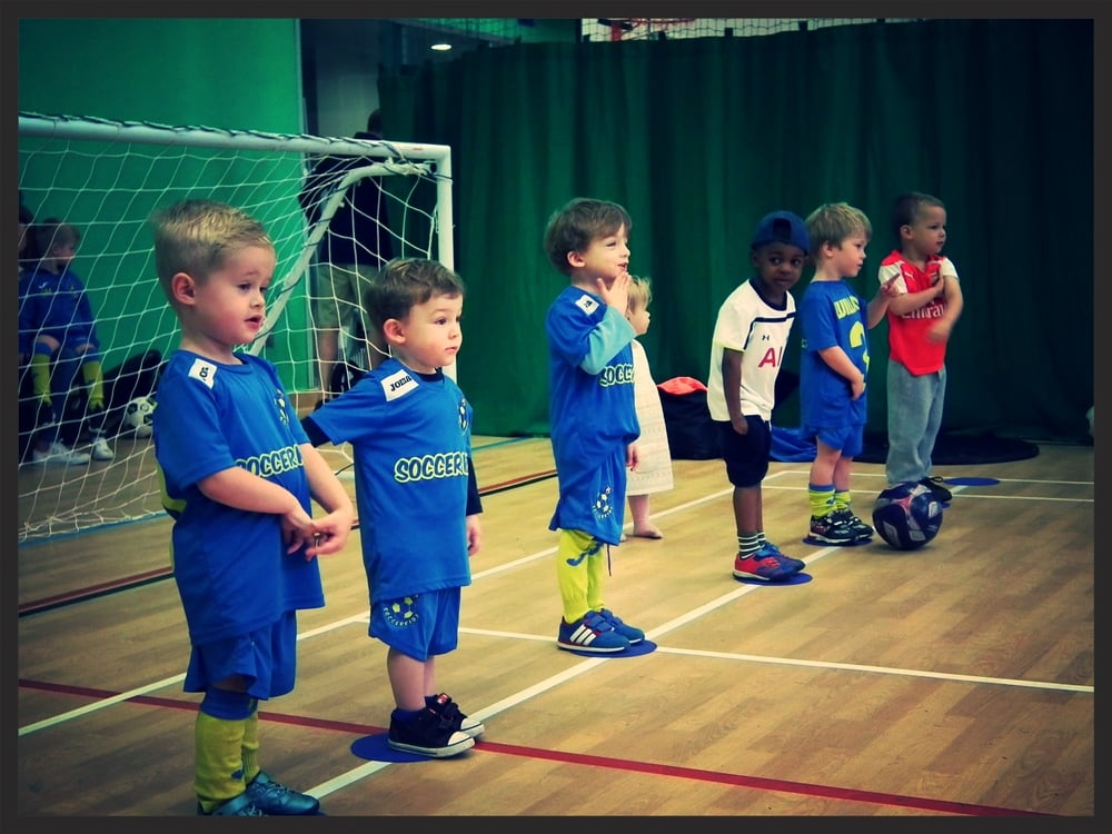 SK Academy - Hertfordshire - Childrens Football