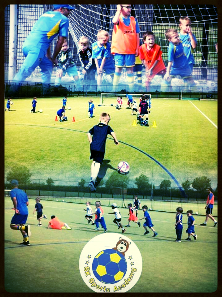 Kids Football in Stansted - SK Academy