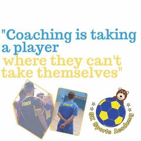SK Sports Academy - Essex Football Coaching