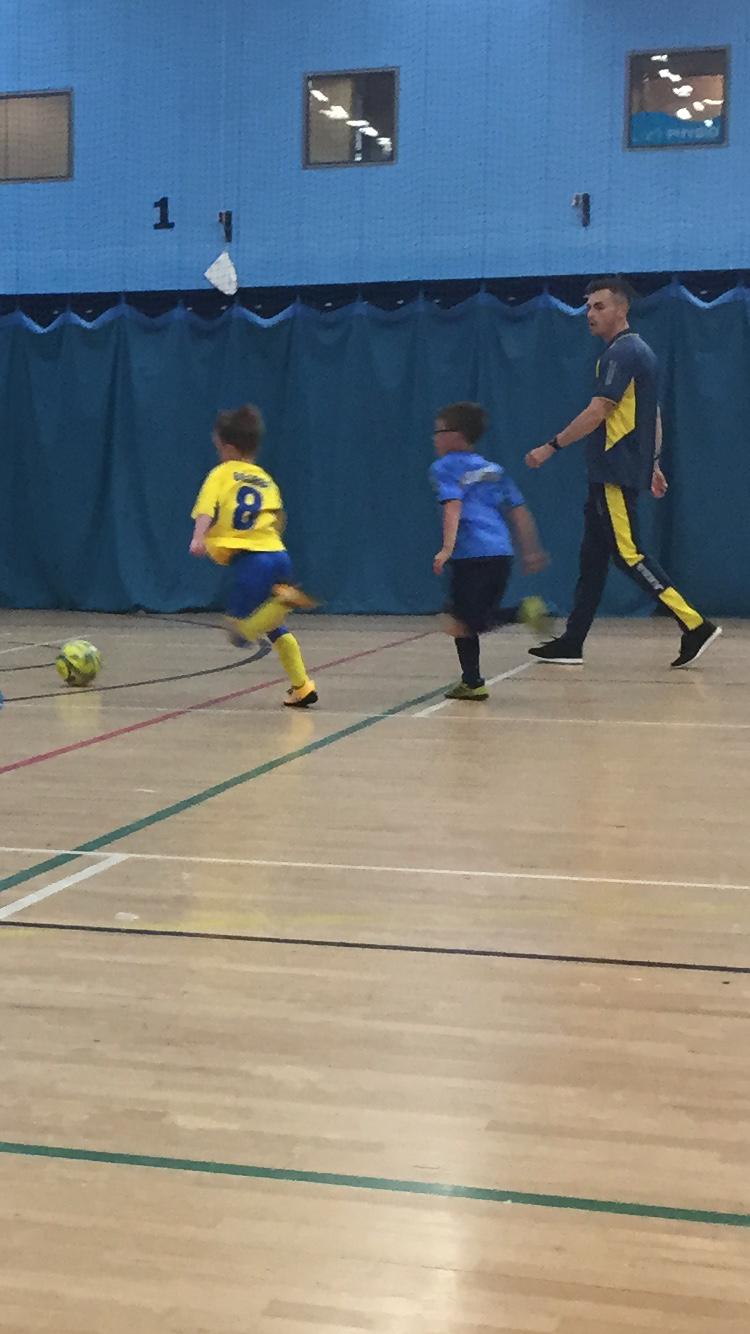 SK Sports Academy - Essex Football
