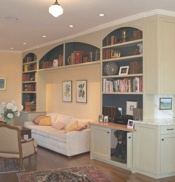 Family Room                     Photo: Stewart Graff
