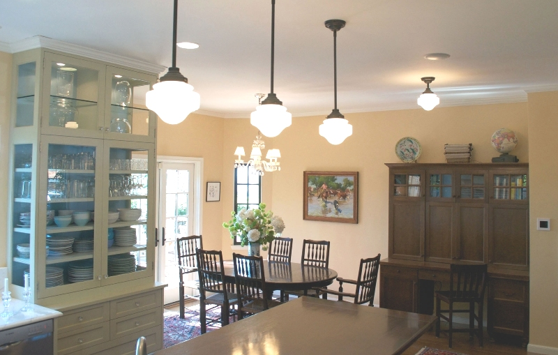 Breakfast Room                   Photo: Stewart Graff