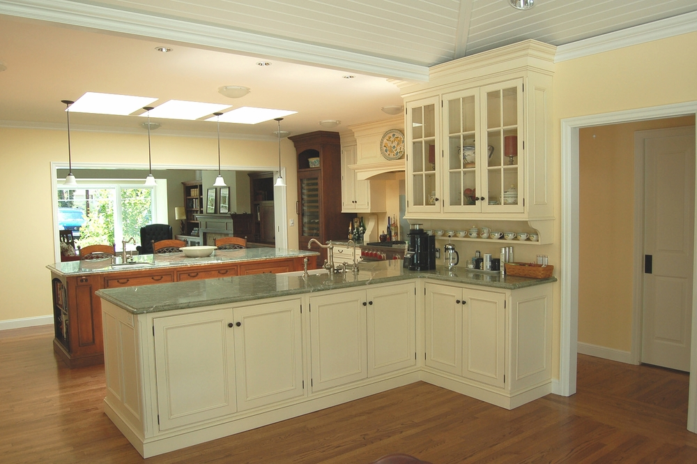 Kitchen from Breakfast Room