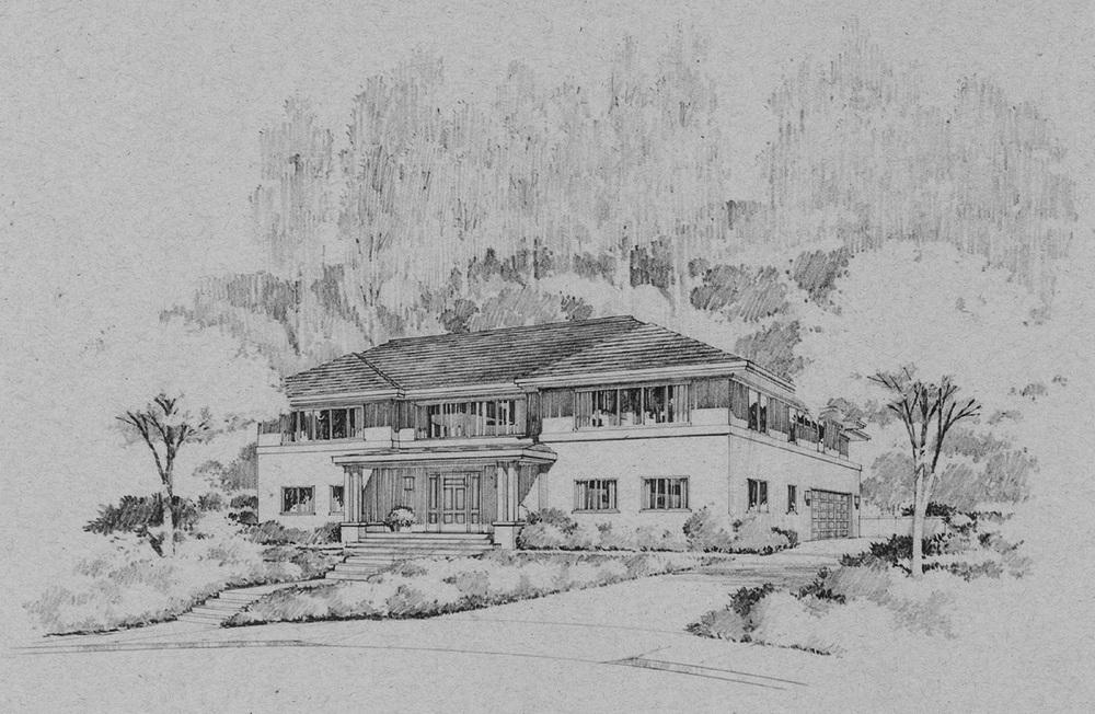 Sketch:  Kahn Kay