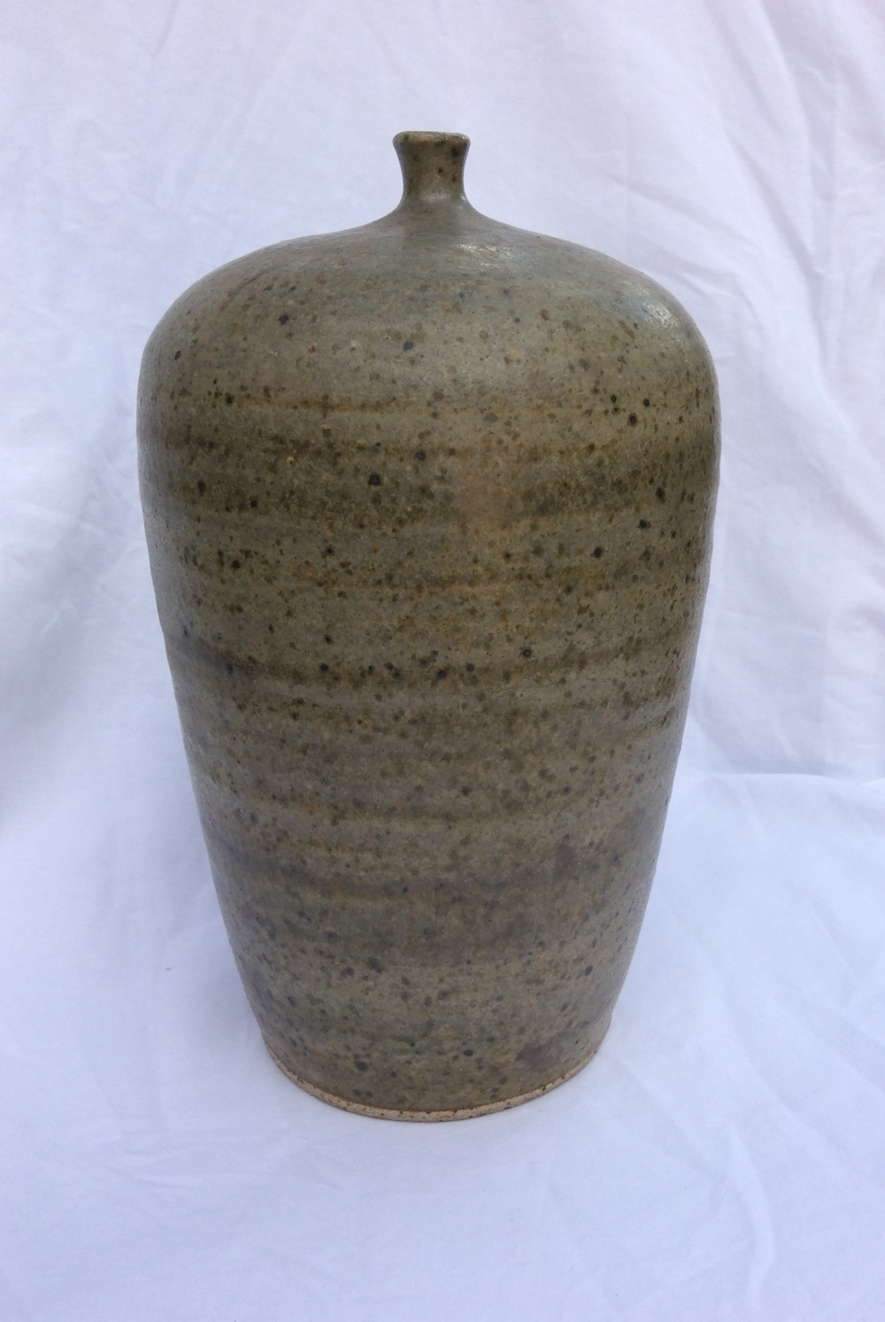Speckle Glazed Pot