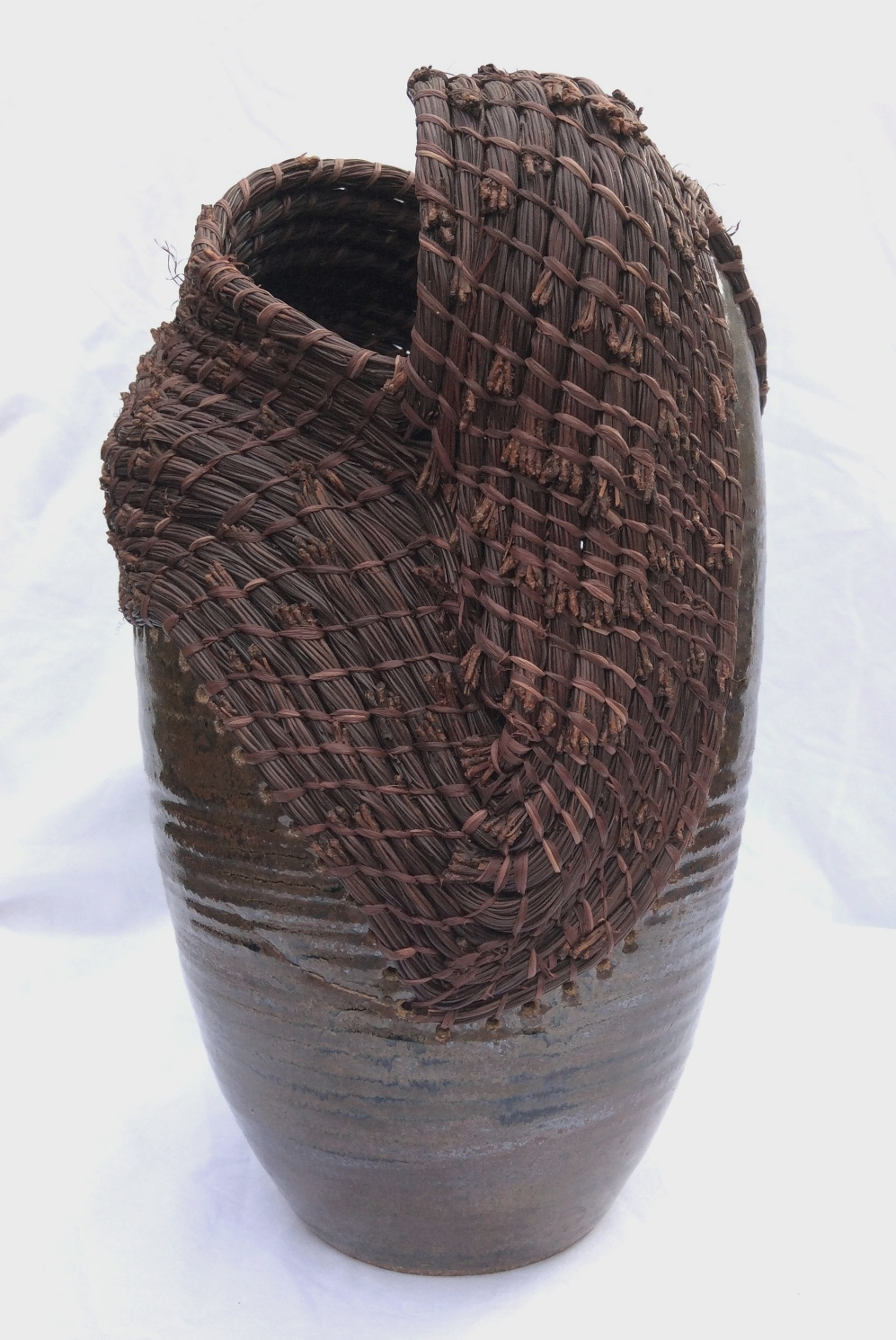 Basket Pot #3