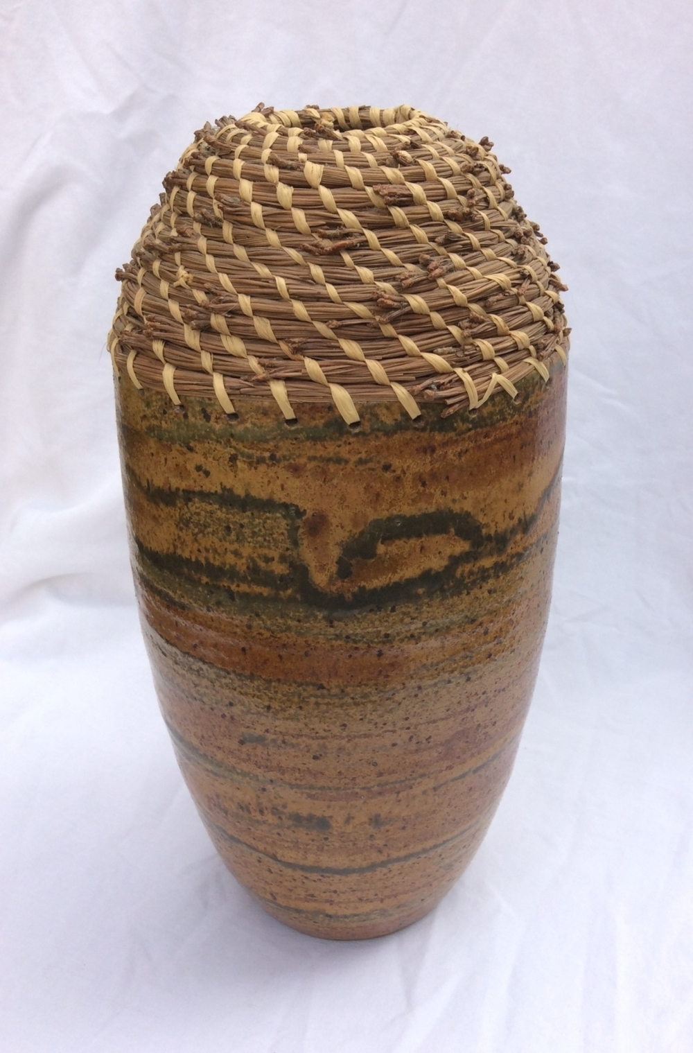Basket Pot #1