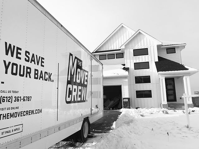 No days off #lakeelmo #moving #empirerealty