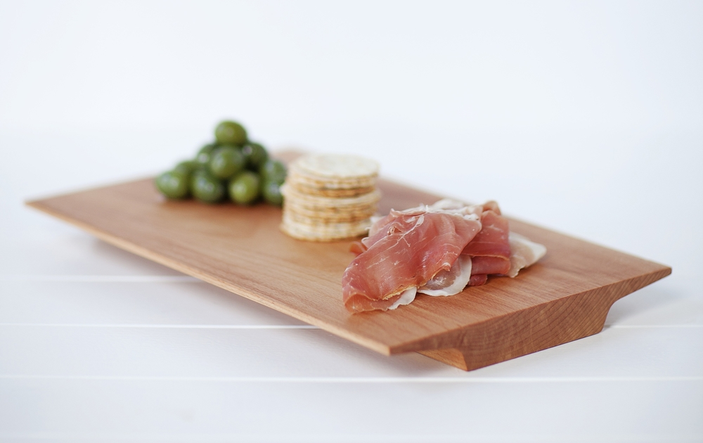 Serving it up    Our platters are perfect for serving cold meats, cheeses, sushi, or other delectables