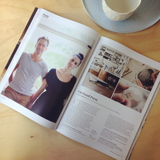 We are so excited to be featured in the latest issue of @urbismagazine alongside other creative duo's! 🌿