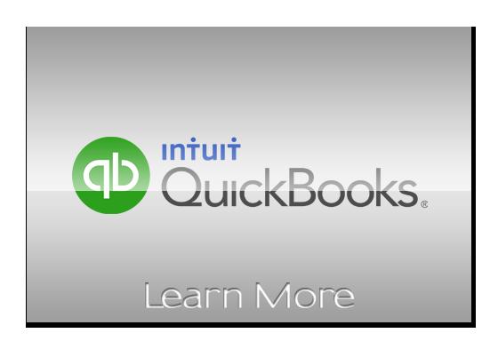 QuickBooks Button