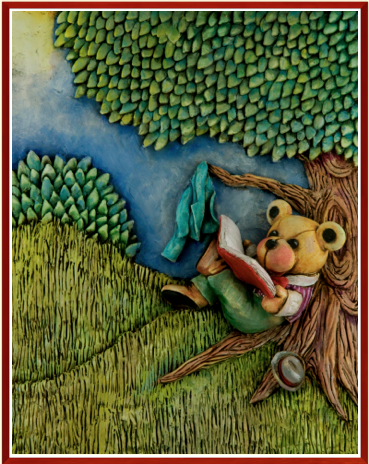 Doreen's Special Illustration of Little Bear (Thank you, Doreen!)