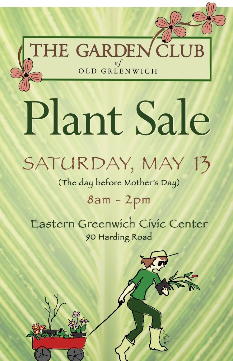 Our next Plant Sale is Saturday, May 7, 2016. See you then!