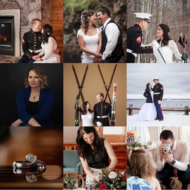 #2018bestnine  Thank you to everyone who made 2018 a fantastic year ❤️ #makeportraits #happy #marquettemi #upperpeninsulaphotographer #jackiesolomonphotography #liveauthentic #portrait #entrepreneur #existinphotographs #portraitphotographer #weddingphotographer