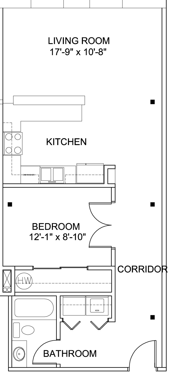 Fleetwood1bedroom