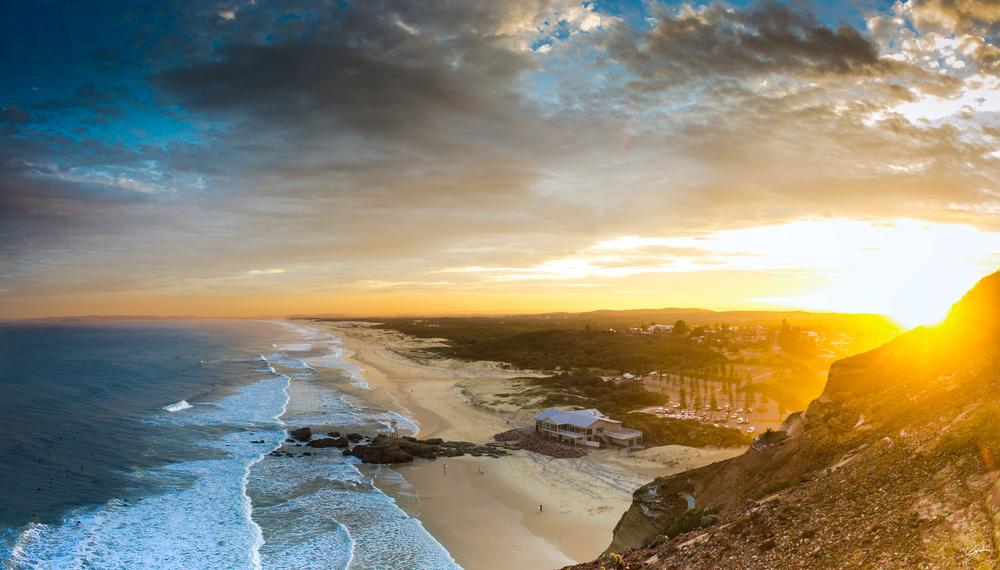 Redhead-Beach-sunset-pano02.jpg