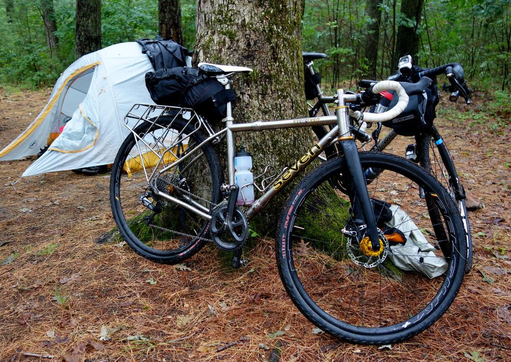 Camping in the rain - photo - Rob Vandermark.JPG