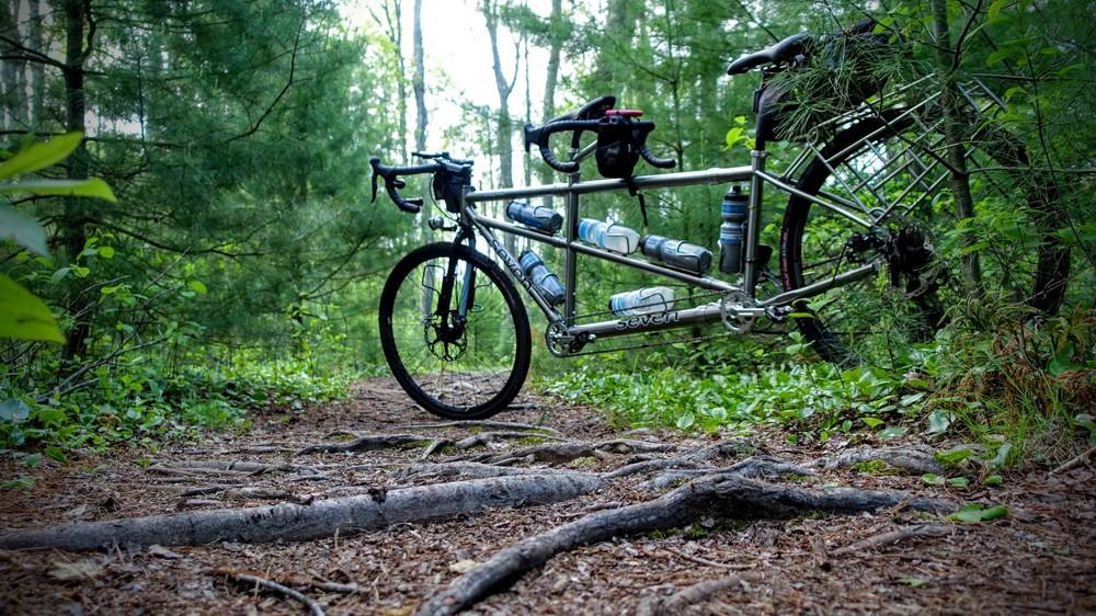 Tandem on Trail - photo - Rob Vandermark.JPG