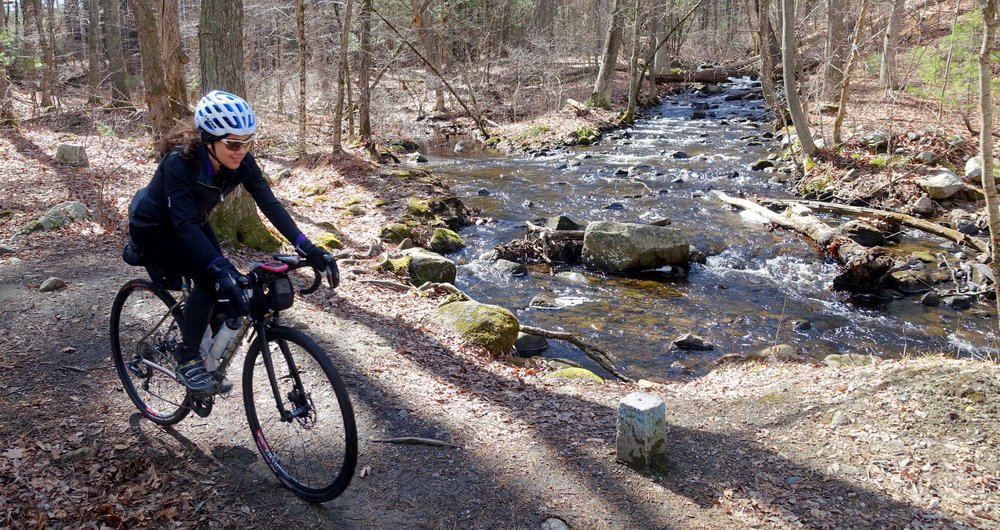 Purchasing the Outdoor Ally t-shirt and riding Diverged with us helps ensure that trails like this are available for all of us for many years to come!