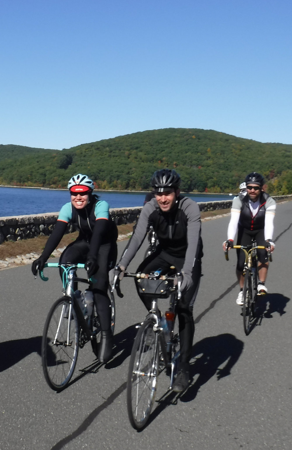 The Formidable Ride is the toughest road ride in Massachusetts.  The Formidable Terra is the toughest mixed-terrain ride.  Join us and find out why! Saturday, 14 October 2017 The Formidable Road and mixed-terrain routes that climb Mount Greylock and more! Learn the Details →