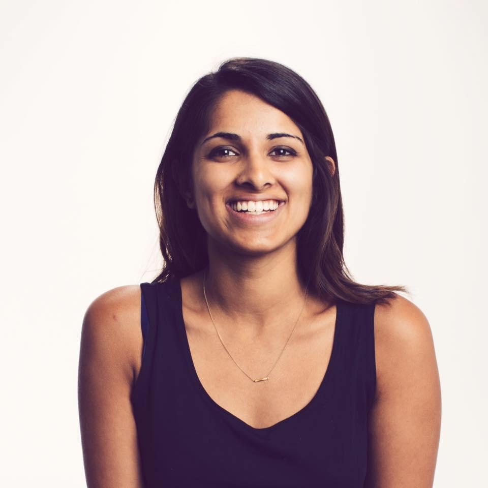 Sahana Kumar @ Frog